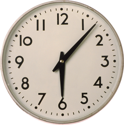 Time And Clock PNG Images