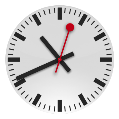 Modern Clock Png PNG Images