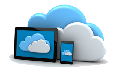 Notebook Cloud Server HD Image PNG Images