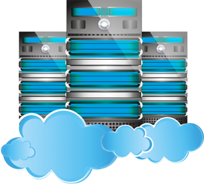 Cloud Server Silver image PNG Images