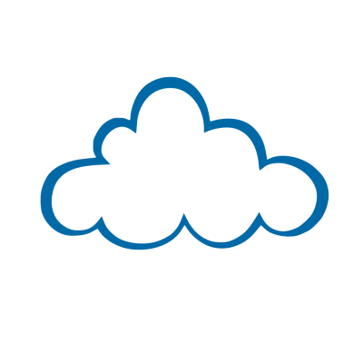 Clouds Outline Png PNG Images