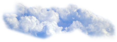 Blue Clouds PNG Icon PNG Images