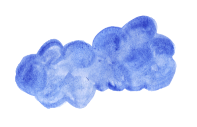 Clouds Of Blue  PNG Images