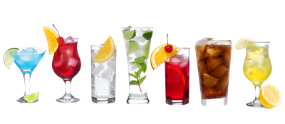 Cocktail Simple PNG Images