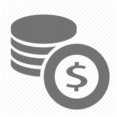 Coin Stack Clipart Transparent PNG Images