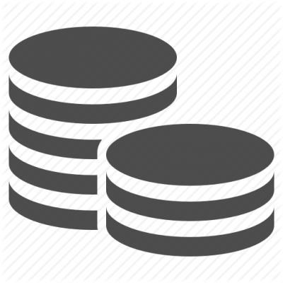 Coin Stack Transparent PNG Images