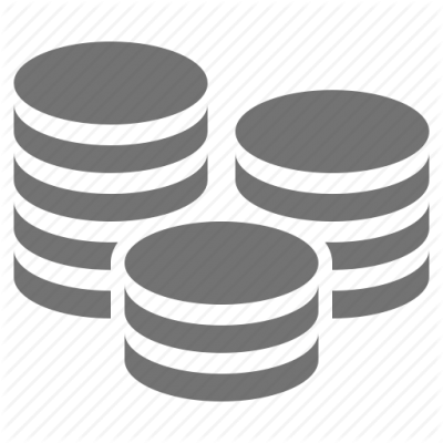 Coin Stack Transparent Background PNG Images