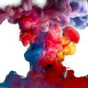 Colored Smoke Transparent Images