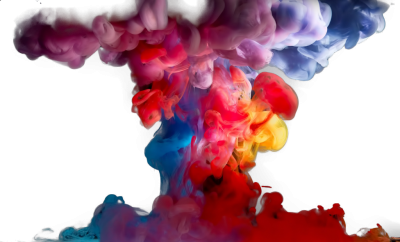 Colours Smoke, Colorful Png PNG Images