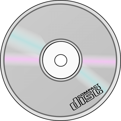 Compact Disk Clipart HD PNG Images