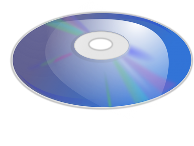 Compact Disk Transparent Image PNG Images
