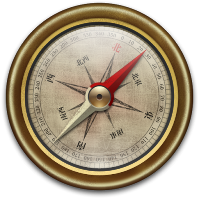 Compass Vintage Icon Png PNG Images