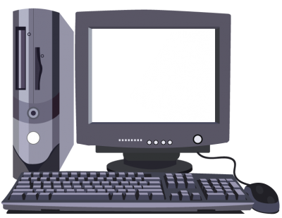Desktop Computer Transparent Clipart Animation Design, Electronics, Drawings, Game, Business, Project