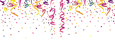 Confetti Png Transparent