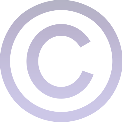 Copyright Symbol Free Cut Out