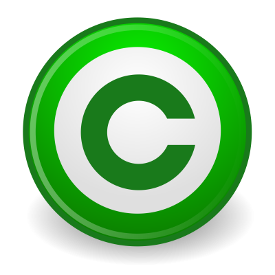 Copyright Symbol Transparent Picture