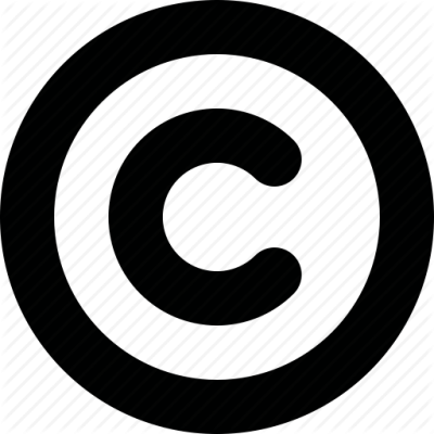 Copyright Symbol Simple PNG Images