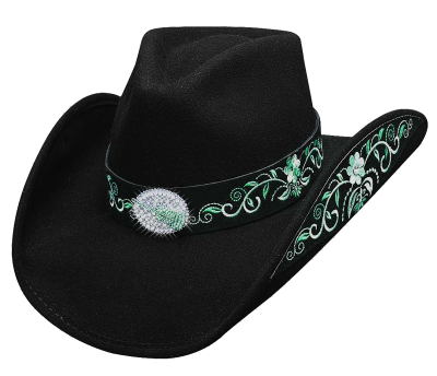 Black Cowboy Hat Line Dancing Transparent Pictures PNG Images