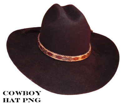 Brown Cowboy Hat Png Pictures PNG Images