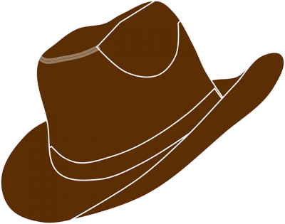 Hat, Leather, Dark Color, Light Color, Coffee Color, Sheriff Pictures