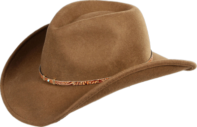 Simple Cowboy Hat Png Transparent