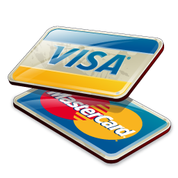 Credit Card Visa And Mastercard PNG Images