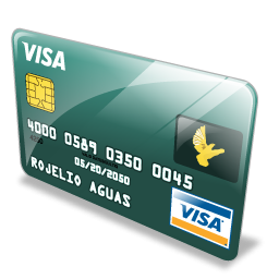 Green Credit Card Clipart PNG File PNG Images
