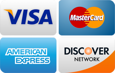 Visa, Mastercard, American Express, Discover Credit Card Picture PNG Images