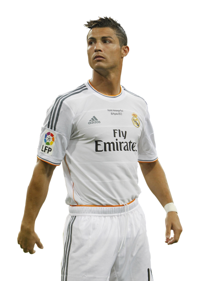 Cristiano Ronaldo Cut Out Png PNG Images