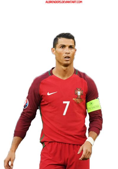 Cristiano Ronaldo Vector PNG Images