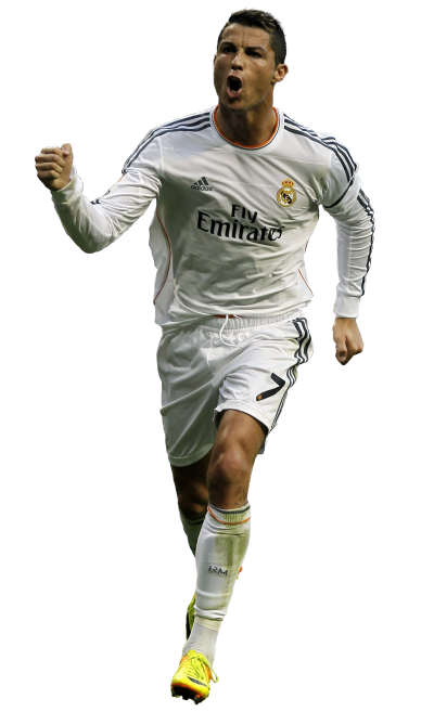 Cristiano Ronaldo Simple PNG Images