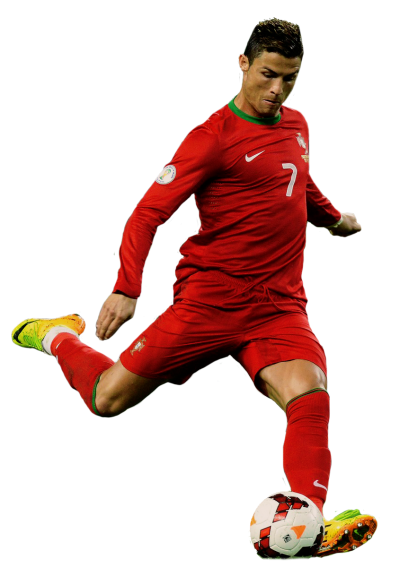 Cristiano Ronaldo Clipart Photo PNG Images