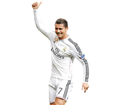 Cristiano Ronaldo Transparent Background PNG Images