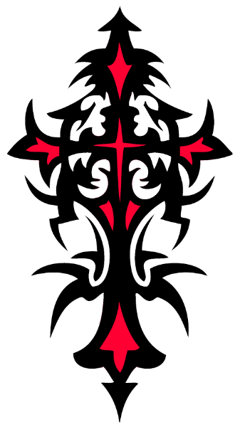 HD Image Cross Tattoos PNG Images