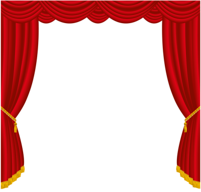 Curtain Picture Transparent Png