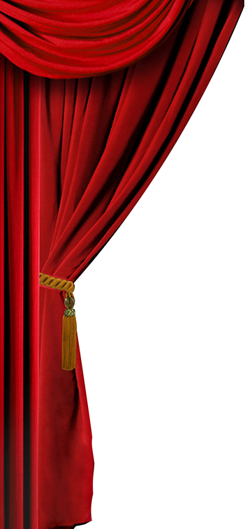 Dark Curtains Png PNG Images