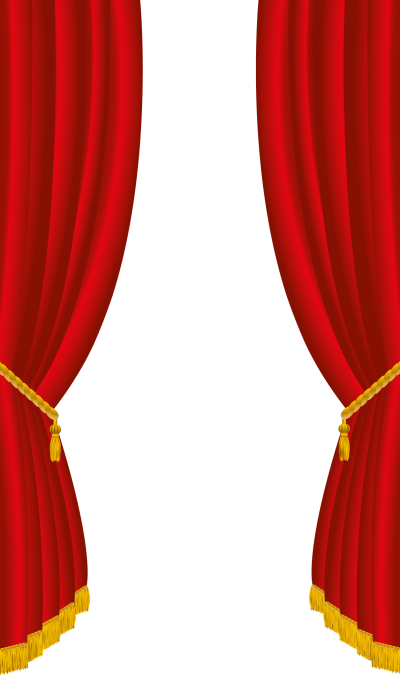 Natural Curtains Png Images
