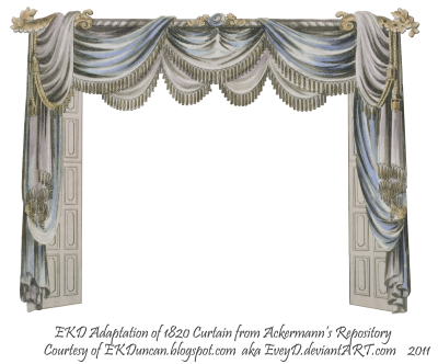 White Cinema Curtain Png Images