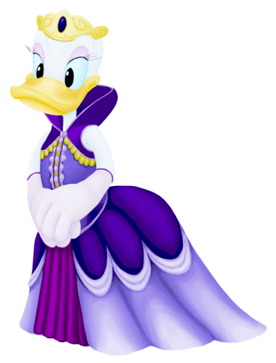 Daisy Duck Clipart Photo