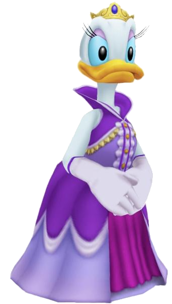 Image Daisy Duck Purple Png
