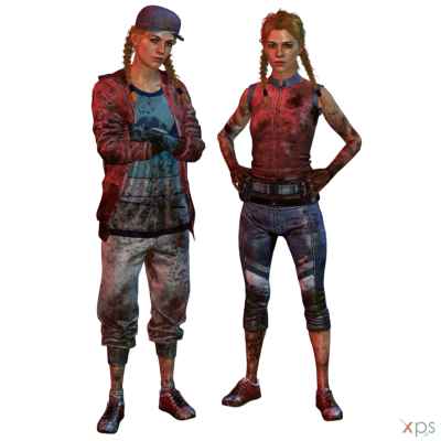 Dead By Daylight Girls Pictures PNG Images