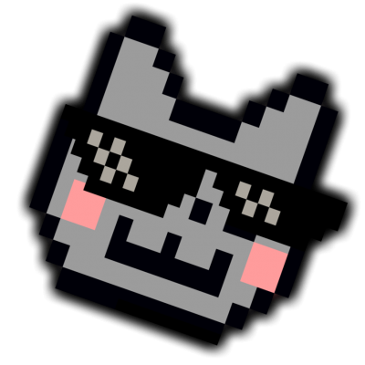 Deal With It Nyan Cat, Thug Life Png PNG Images