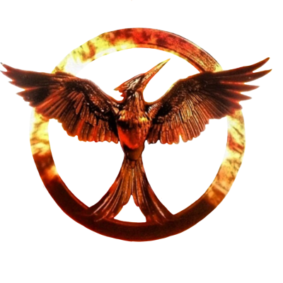 Deviantart Mockingjay Movie Logo Free Cut Out PNG Images