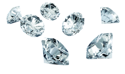 Diamond Transparent Background PNG Images
