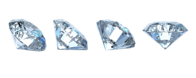 Diamond Vector PNG Images
