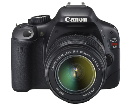Digital Camera Transparent Image