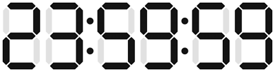 Digital Clock Picture