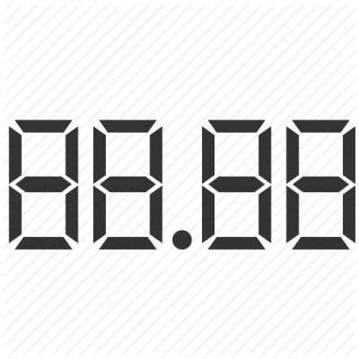 Digital Clock PNG Picture