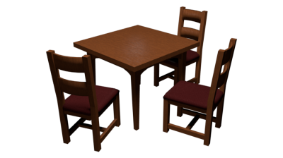 Dining Table Design Picture PNG Images