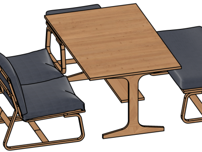 Rest Of Table, Chairs Free PNG PNG Images